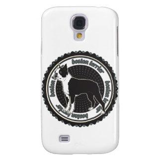 Boston Terrier Galaxy S4 Cases