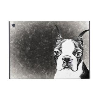 Boston Terrier Case For iPad Mini