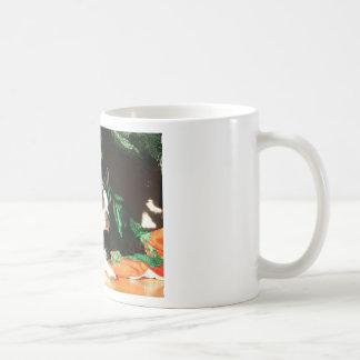 Boston Terrier Christmas with Piper Coffee Mug