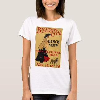 Boston Terrier Club T-Shirt