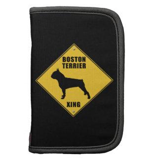 Boston Terrier Crossing XING Sign Planner