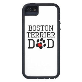 Boston Terrier Dad iPhone 5 Case