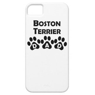 Boston Terrier Dad iPhone 5 Covers
