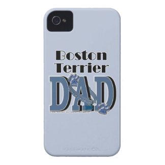 Boston Terrier DAD iPhone 4 Cases