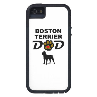 Boston Terrier Dad Cover For iPhone 5