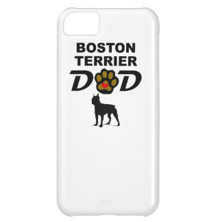 Boston Terrier Dad Cover For iPhone 5C