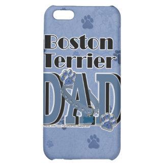 Boston Terrier DAD iPhone 5C Cover