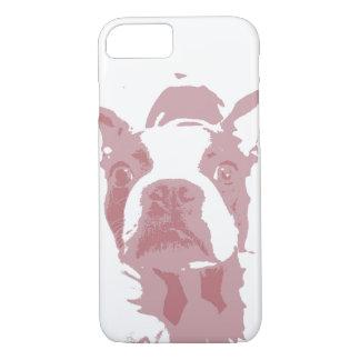 Boston Terrier Design iPhone 7 case
