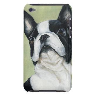 Boston Terrier Dog Art I Pod Case