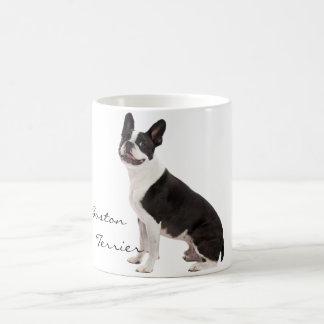 Boston Terrier dog beautiful photo custom mug gift