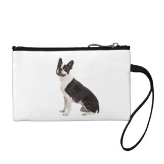 Boston Terrier dog beautiful photo, gift Change Purse