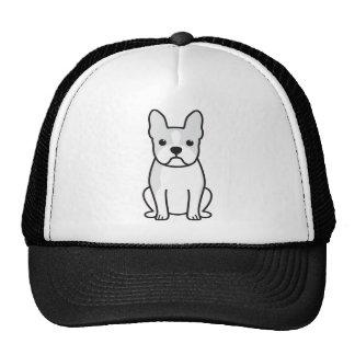 Boston Terrier Dog Cartoon Trucker Hat