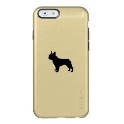 Incipio Feather® Shine iPhone 6 Case with Boston Terrier Phone Cases design