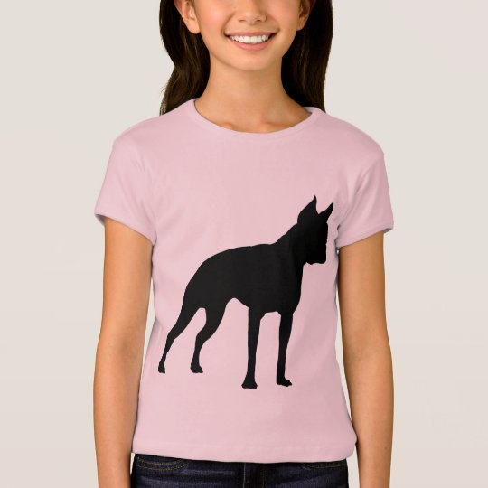 Boston Terrier Dog Gifts (black) T-Shirt