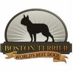 Boston Terrier Esculturas Fotograficas