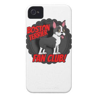 Boston Terrier Fan Club iPhone 4 Cover