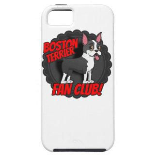 Boston Terrier Fan Club iPhone 5 Covers