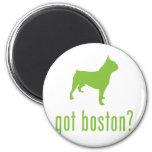 Boston Terrier Fridge Magnets