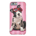 Boston Terrier Funda Barely There iPhone 6