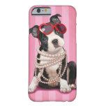 Boston Terrier Funda De iPhone 6 Barely There
