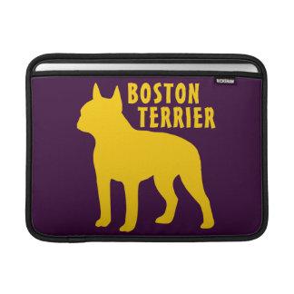 Boston Terrier Fundas Macbook Air