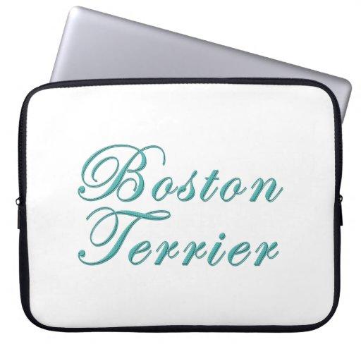Boston Terrier Fundas Ordendadores