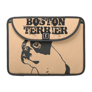 Boston Terrier Fundas Para Macbooks