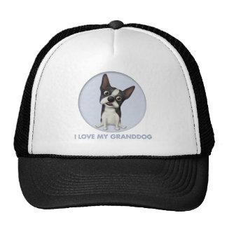 Boston Terrier Granddog Trucker Hat