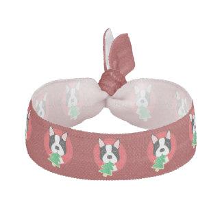 Boston Terrier Hair Tie