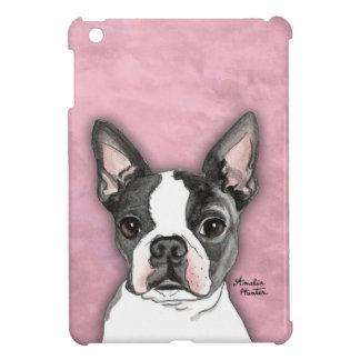 Boston Terrier iPad Mini Cover