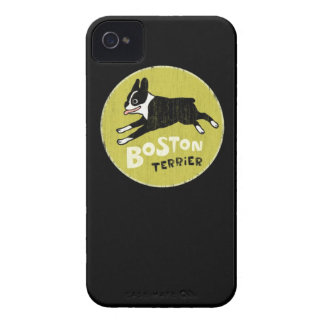 Boston Terrier iPhone 4 Case