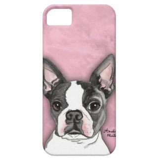 Boston Terrier iPhone 5 Fundas