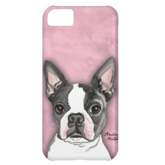 Boston Terrier iPhone 5C Cover