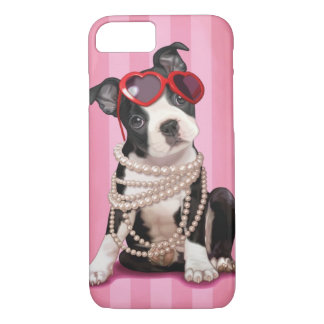 Boston Terrier iPhone 7 Case