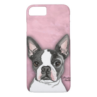 Boston Terrier iPhone 8/7 Case