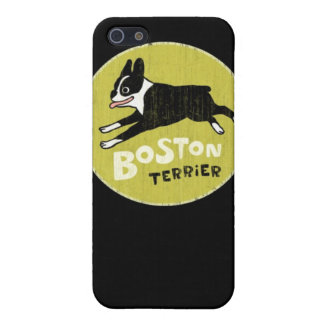 Boston Terrier iPhone SE/5/5s Cover