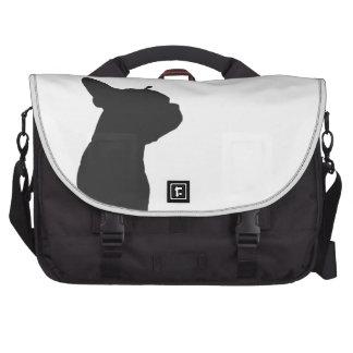 Boston Terrier Laptop Bag