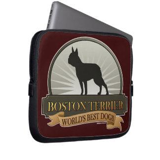 Boston Terrier Computer Sleeve