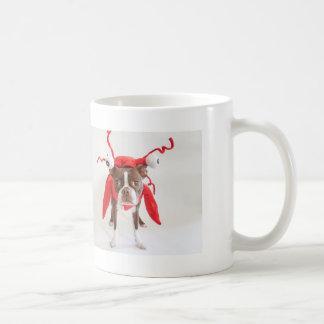 Boston Terrier Lobster Mug