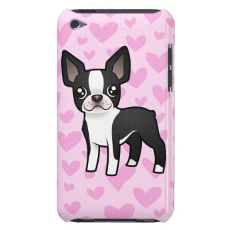 Boston Terrier Love iPod Touch Case