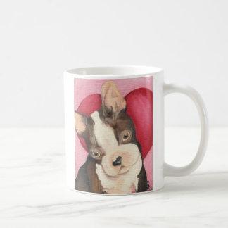 Boston Terrier Love Mugs