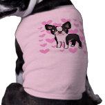 Boston Terrier Love T-Shirt