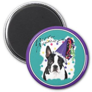 Boston Terrier Fridge Magnet