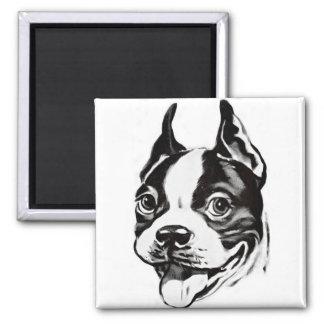 Boston Terrier Magnet