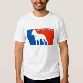 Boston Terrier Major League Dog T-Shirt