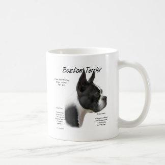 Boston Terrier Meet the Breed Coffee Mug