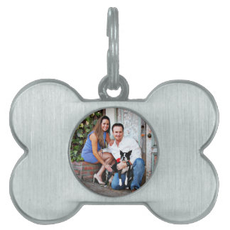 Boston Terrier - Miles Pet ID Tag