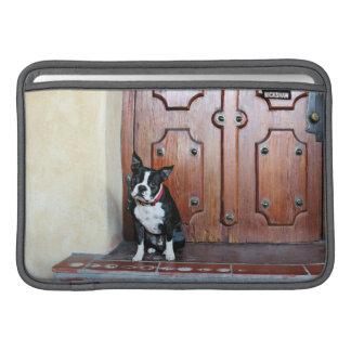 Boston Terrier - millas Fundas MacBook