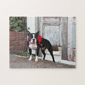 Boston Terrier - millas Puzzle