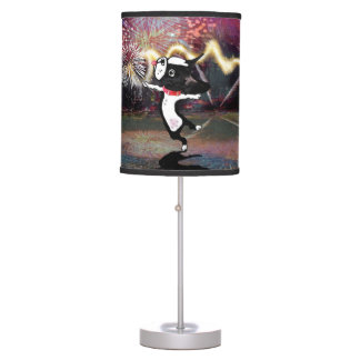 Boston Terrier Mirabelle Sparkle Night Lamp